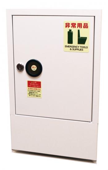 エレベーター収納BOX マット差込タイプ